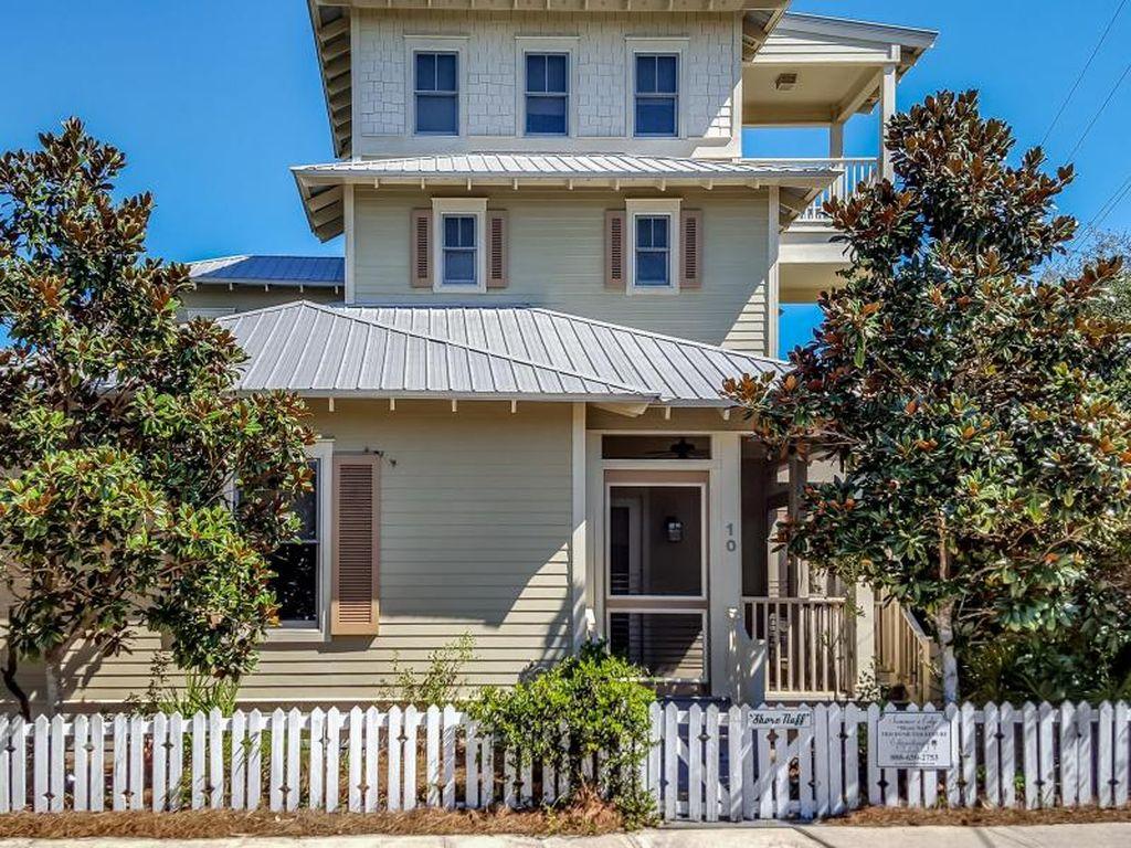 10 N Ryan St, Santa Rosa Beach, FL 32459 -  $997,900