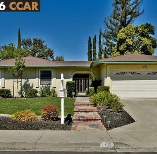 106 Avocado Ct, San Ramon, CA 94583 -  $838,000