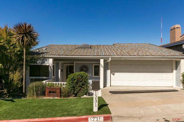 1231 Longview Ave, Pismo Beach, CA 93449 -  $1,133,000