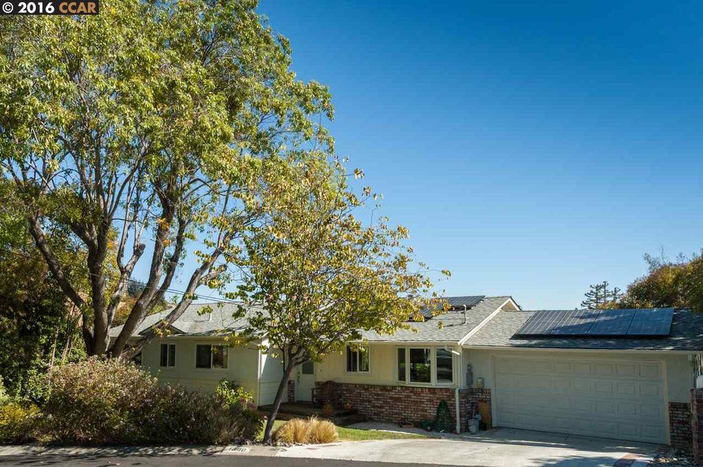 1340 Juanita Dr, Walnut Creek, CA 94595 -  $995,000