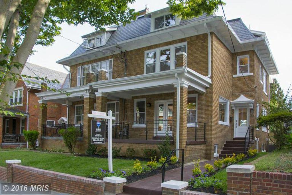 1510 Van Buren St NW, Washington, DC 20012 -  $1,059,000