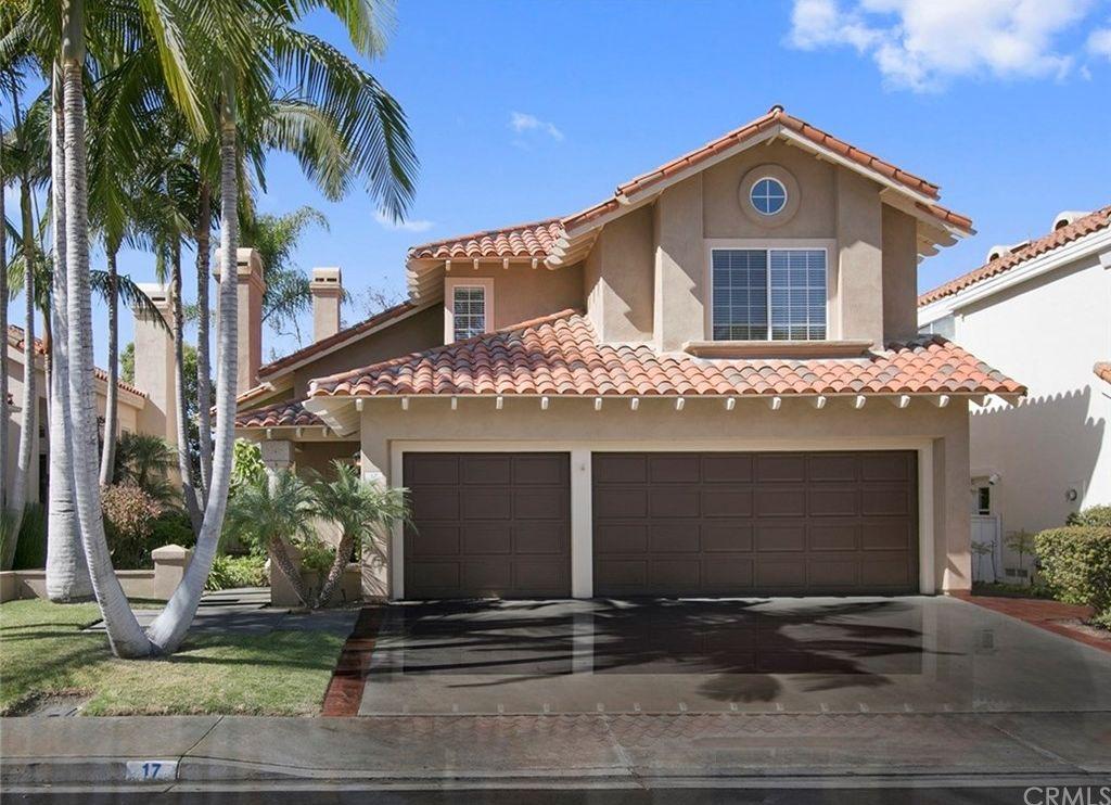 17 Via Di Nola, Laguna Niguel, CA 92677 -  $1,100,000