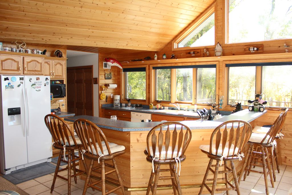 18038 W Windigo Dr SE, Cass Lake, MN 56633 -  $995,500 home for sale, house images, photos and pics gallery