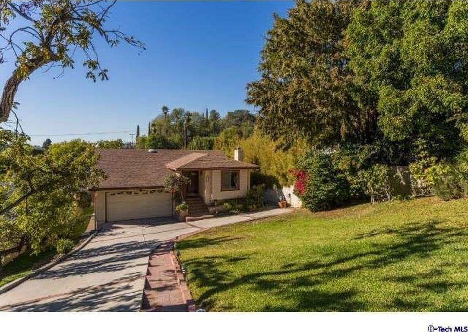 1823 Hill Dr, South Pasadena, CA 91030 -  $1,095,000