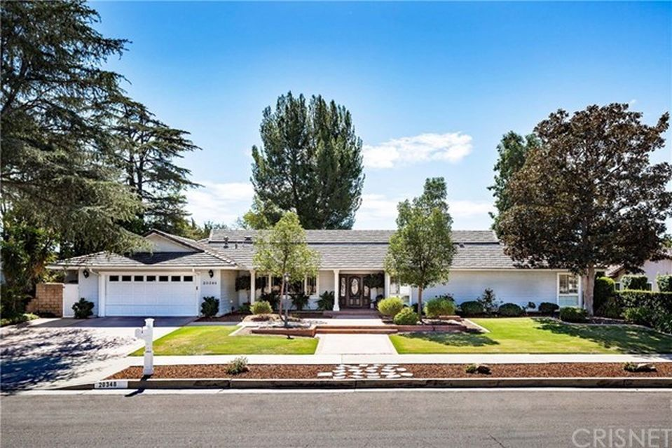 20348 Coraline Cir, Chatsworth, CA 91311 -  $1,039,000