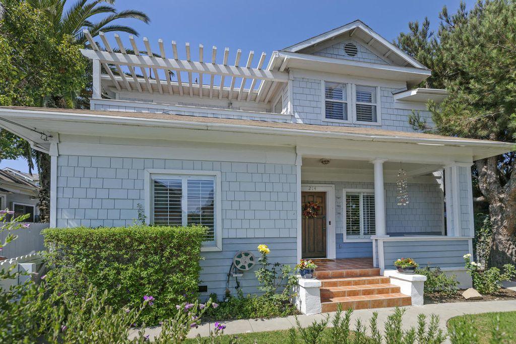 214 W Haley St, Santa Barbara, CA 93101 -  $1,079,000