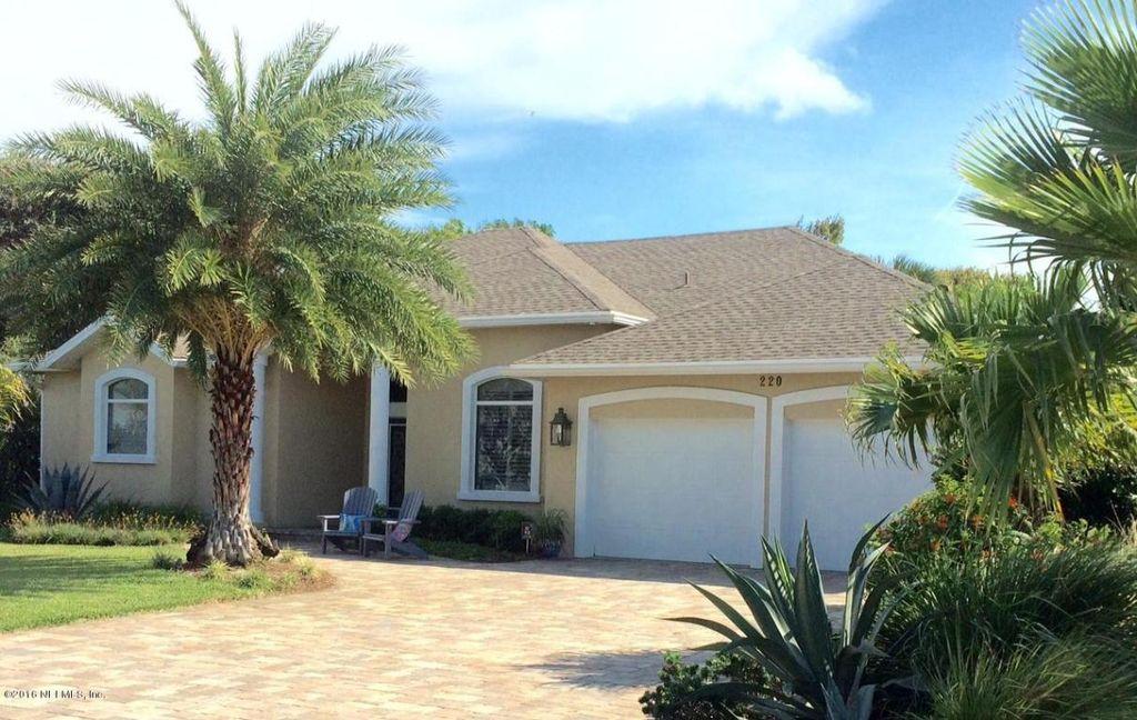 220 32nd Ave S, Jacksonville Beach, FL 32250 -  $899,900