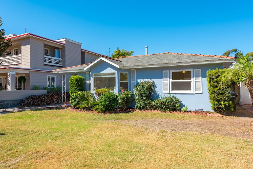 222 Soledad Pl, Coronado, CA 92118 -  $1,100,000