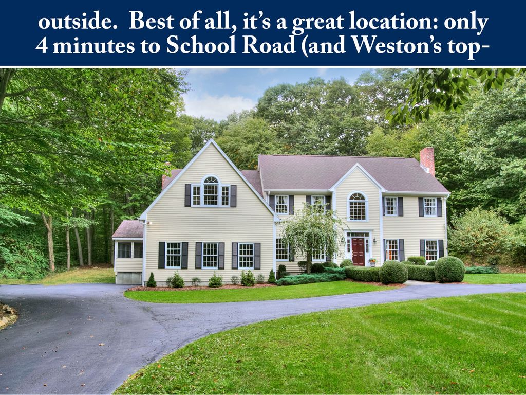 24 Hart Ln, Weston, CT 06883 -  $1,099,000 home for sale, house images, photos and pics gallery