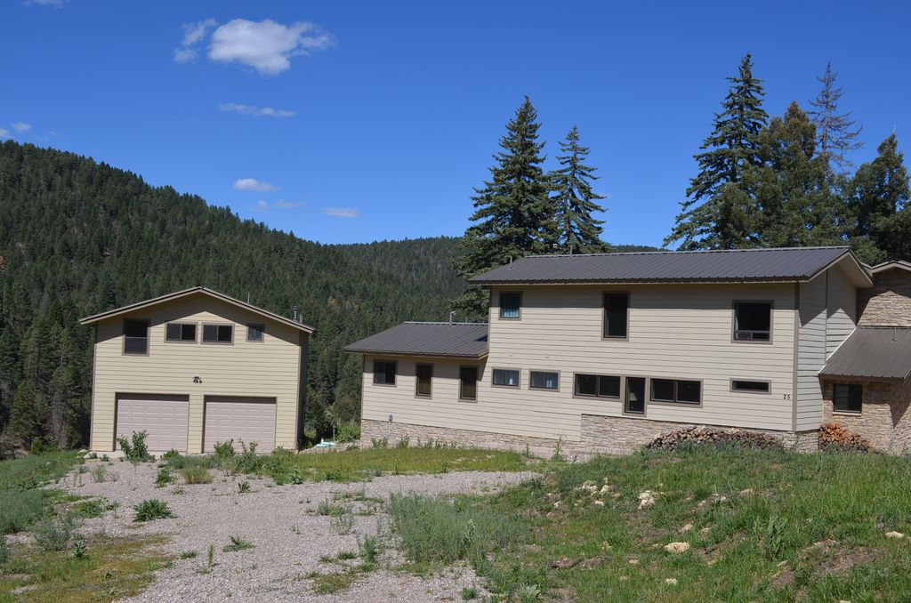 25 Mamaw St, Cloudcroft, NM 88317 -  $1,100,000 home for sale, house images, photos and pics gallery