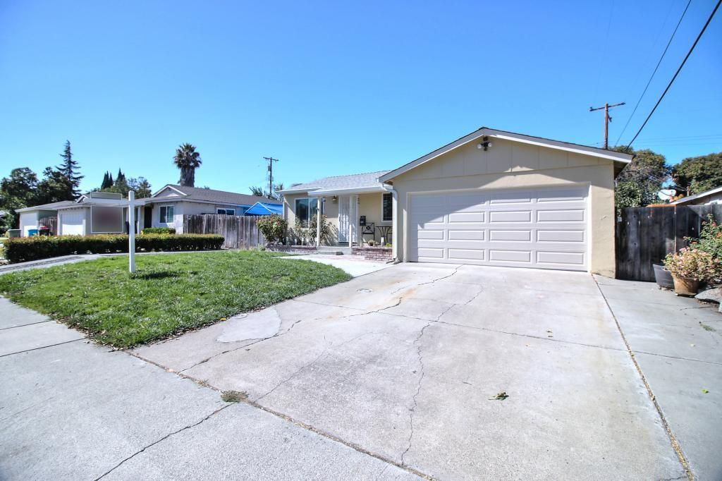 2590 Castello Way, Santa Clara, CA 95051 -  $929,000