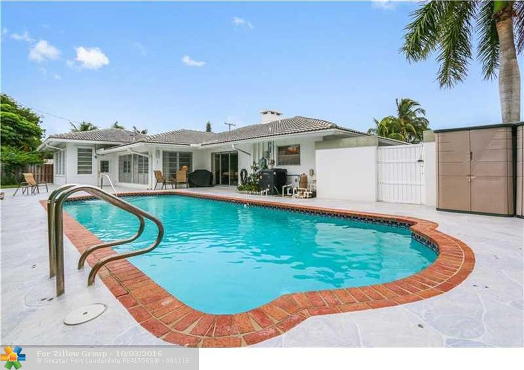 2657 NE 26th St, Fort Lauderdale, FL 33305 -  $999,900 home for sale, house images, photos and pics gallery