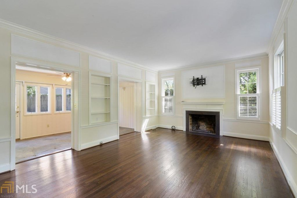 2721 N Hills Dr NE, Atlanta, GA 30305 -  $974,900 home for sale, house images, photos and pics gallery