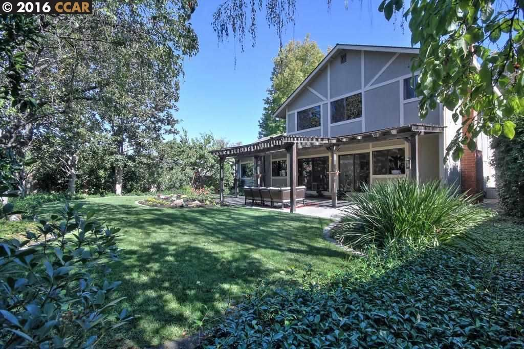 321 Trestle Glen Ct, Walnut Creek, CA 94598 -  $990,000 home for sale, house images, photos and pics gallery