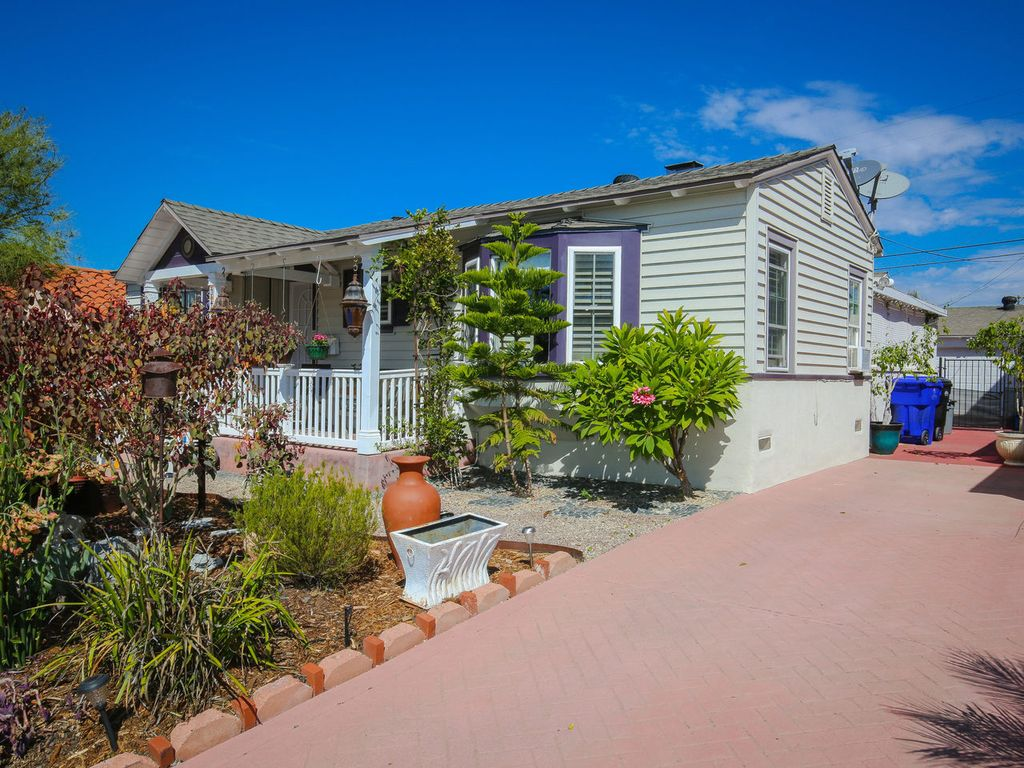 3478 Olive St, San Diego, CA 92104 -  $899,000 home for sale, house images, photos and pics gallery
