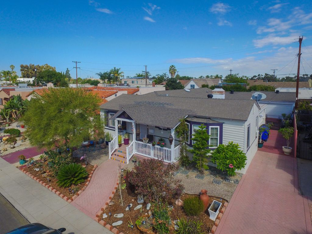 3478 Olive St, San Diego, CA 92104 -  $899,000