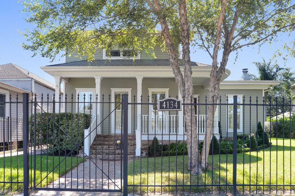 4134 Orleans Ave, New Orleans, LA 70119 -  $930,000
