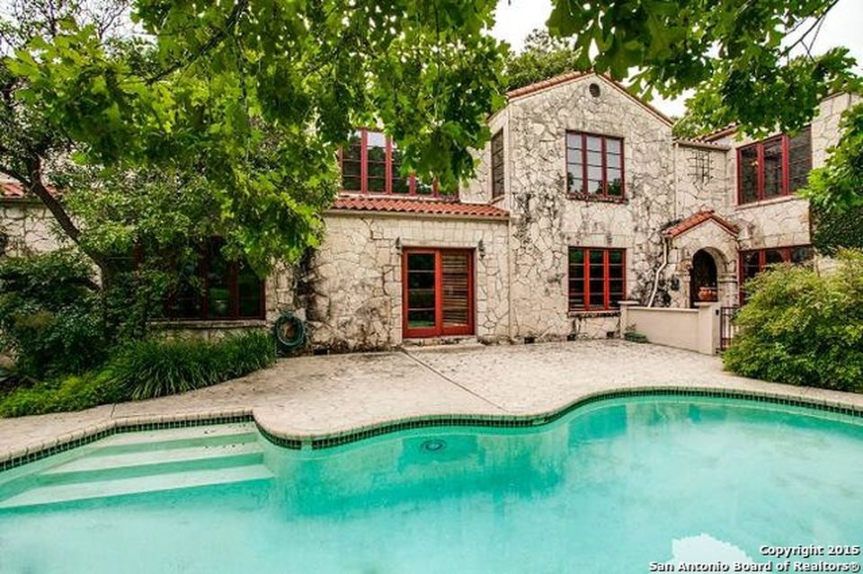 415 W El Prado Dr, San Antonio, TX 78212 -  $1,199,000 home for sale, house images, photos and pics gallery