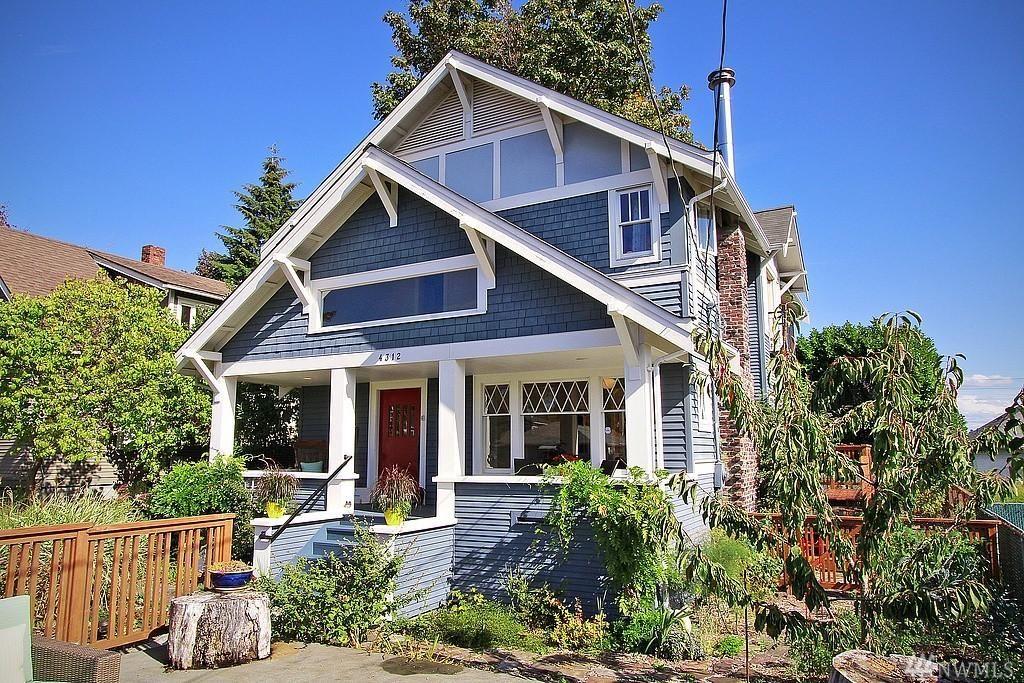4312 Latona Ave NE, Seattle, WA 98105 -  $1,095,000