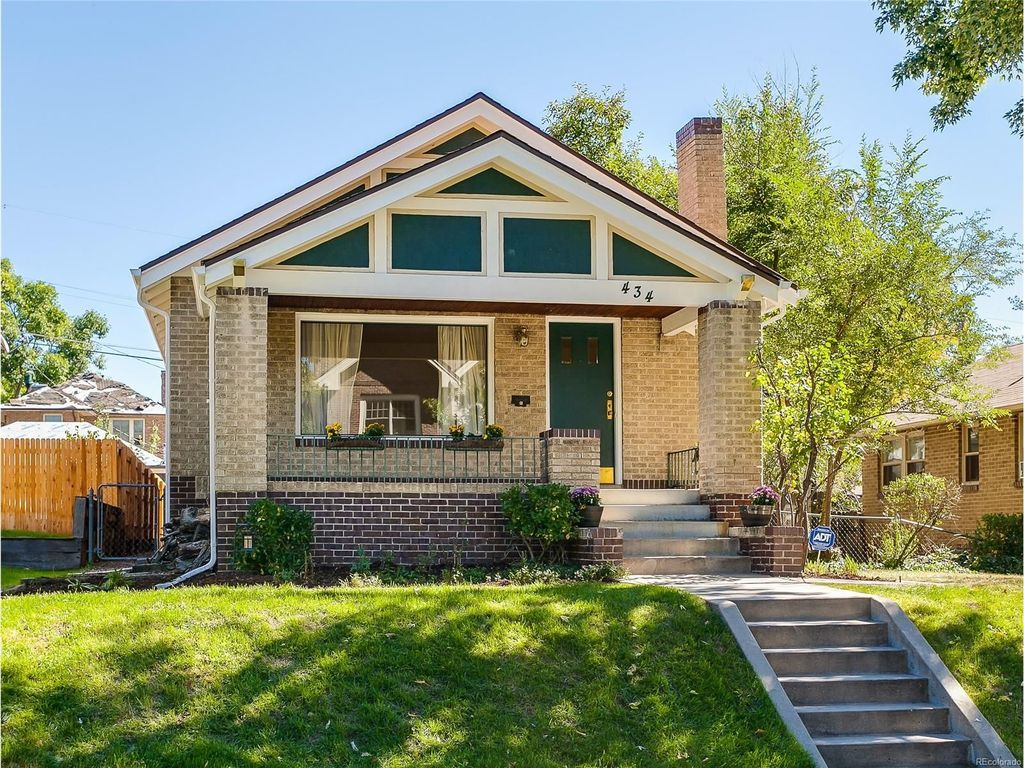 434 S Vine St, Denver, CO 80209 -  $1,050,000
