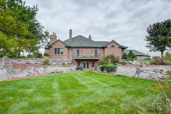 4642 Lime Ridge Rd, West Bend, WI 53095 -  $950,000