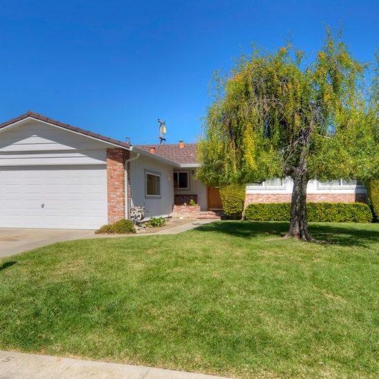 4679 Applewood Dr, San Jose, CA 95129 -  $1,050,000