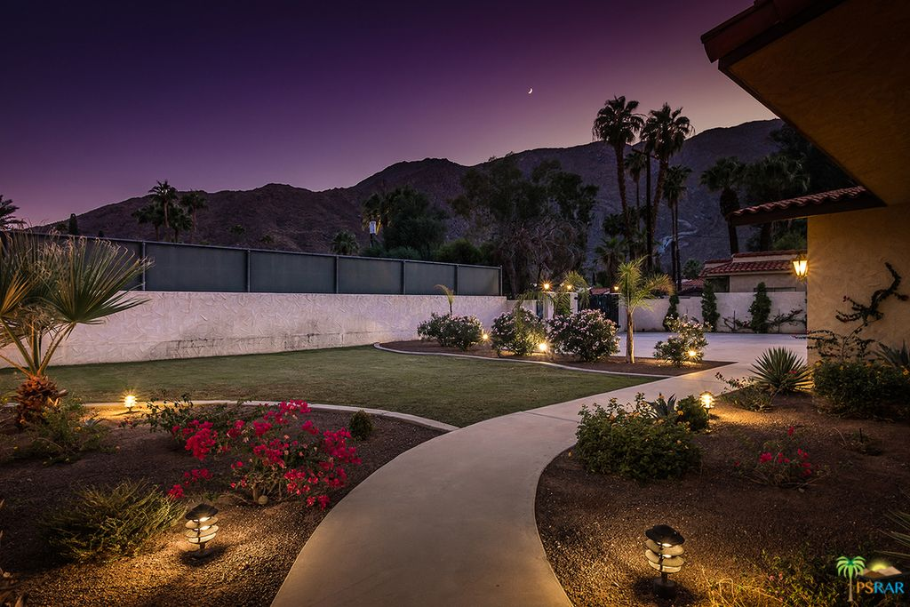 470 W Hermosa Pl, Palm Springs, CA 92262 -  $1,175,000 home for sale, house images, photos and pics gallery