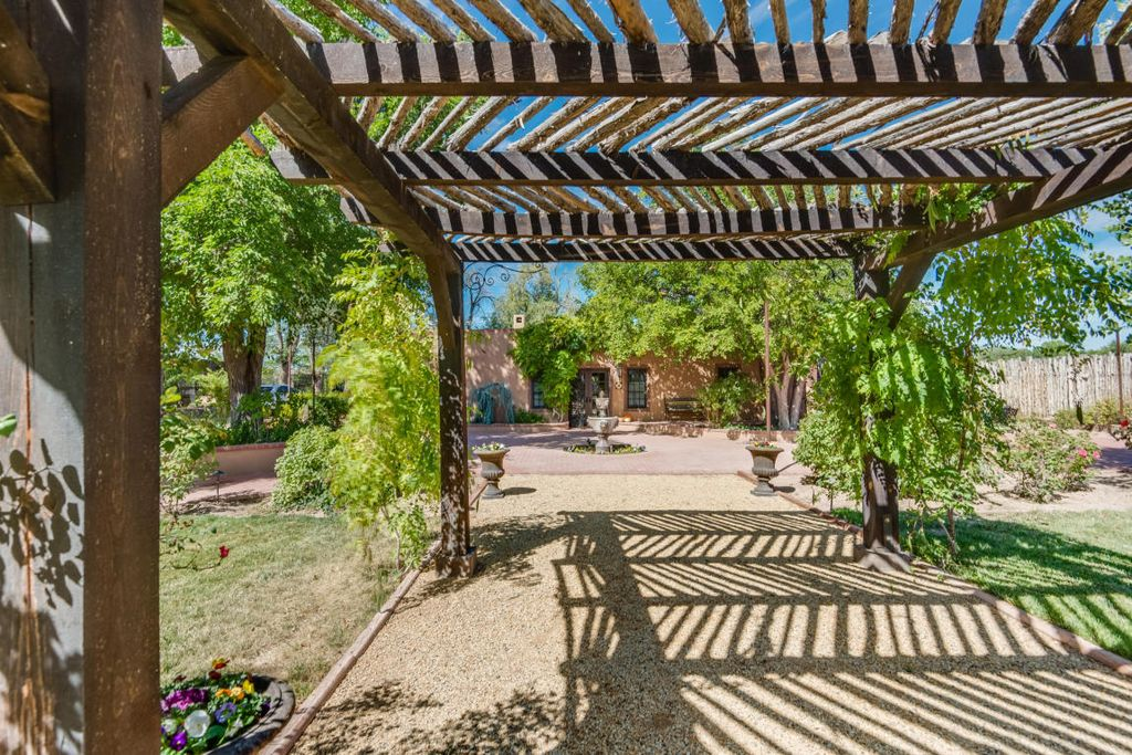 4829 Corrales Rd, Corrales, NM 87048 -  $1,050,000 home for sale, house images, photos and pics gallery