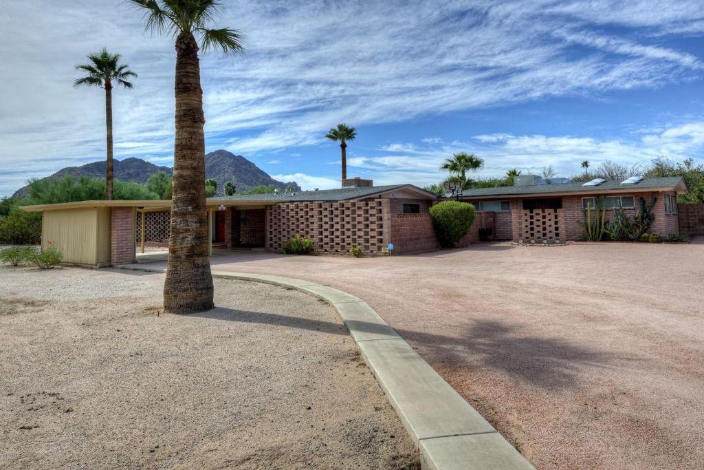 5508 N Quail Run Rd, Paradise Valley, AZ 85253 -  $835,000