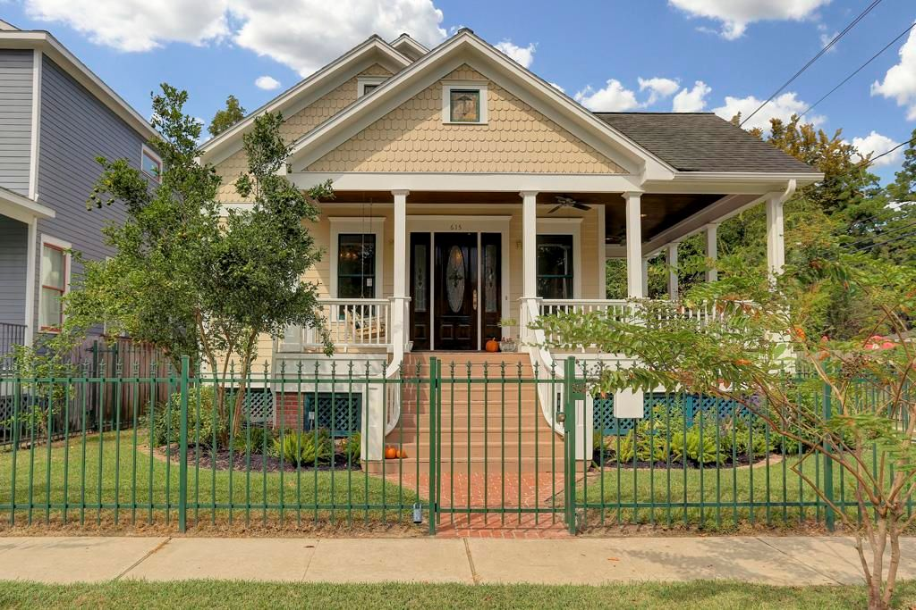 615 W 15th St, Houston, TX 77008 -  $870,000