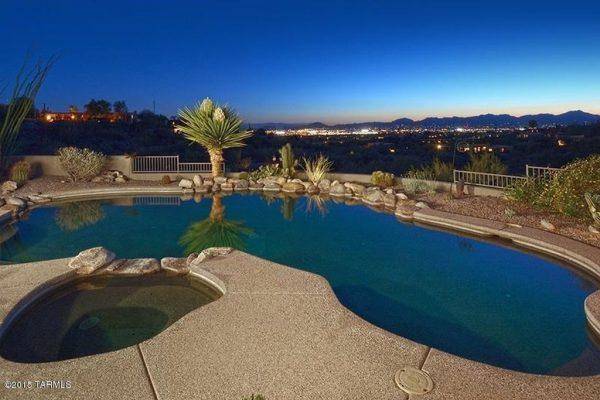 7080 N Sunset Canyon Dr, Tucson, AZ 85718 -  $995,000