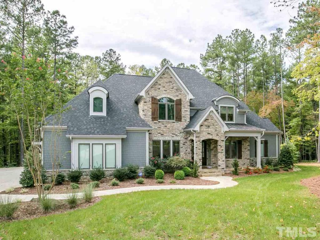 7121 Cove Lake Dr, Wake Forest, NC 27587 -  $972,500 home for sale, house images, photos and pics gallery