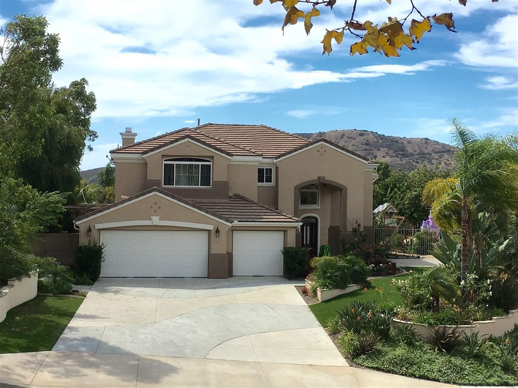 751 Turtle Point Way, San Marcos, CA 92069 -  $900,000