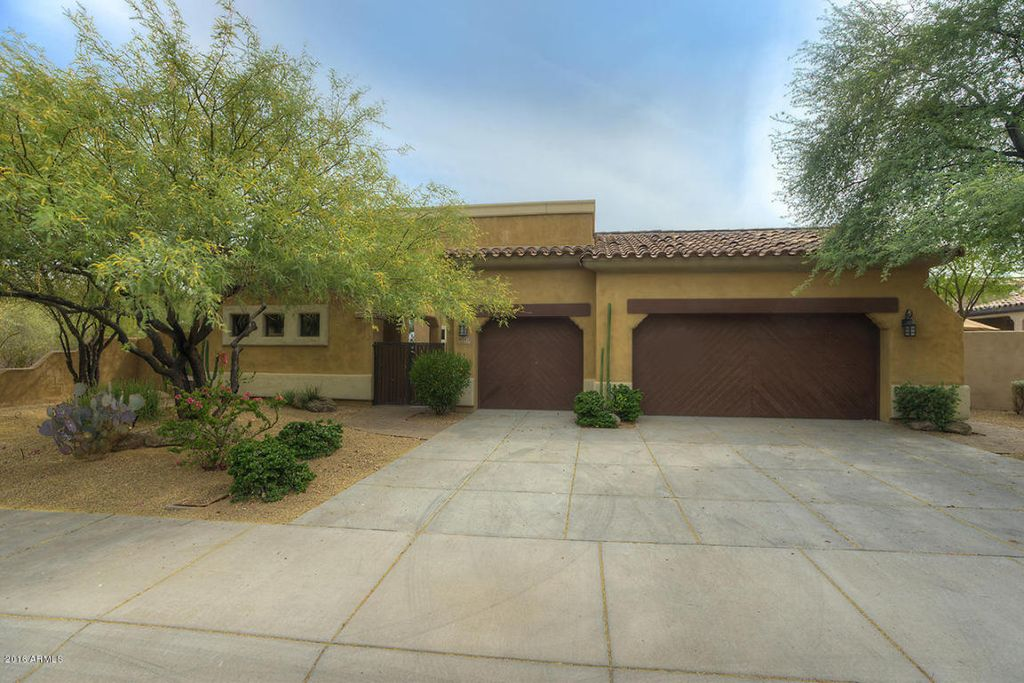 8013 E Wingspan Way, Scottsdale, AZ 85255 -  $875,000 home for sale, house images, photos and pics gallery