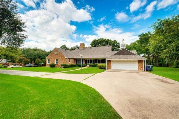 8410 Garland Rd, Dallas, TX 75218 -  $899,900
