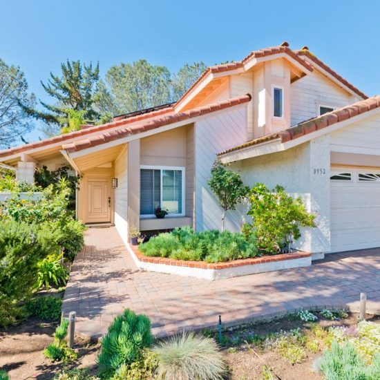 8952 Montrose Way, San Diego, CA 92122 -  $1,150,000