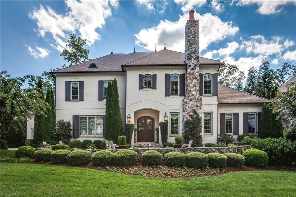 9 Wynnewood Ct, Greensboro, NC 27408 -  $850,000