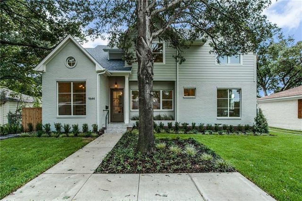 9644 Lakemont Dr, Dallas, TX 75220 -  $950,000