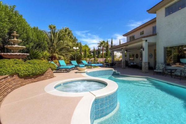 9912 Fox Springs Dr, Las Vegas, NV 89117 -  $915,000
