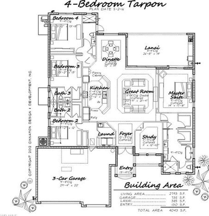 1042 Clarellen Dr, Fort Myers, FL 33919 -  $1,350,000