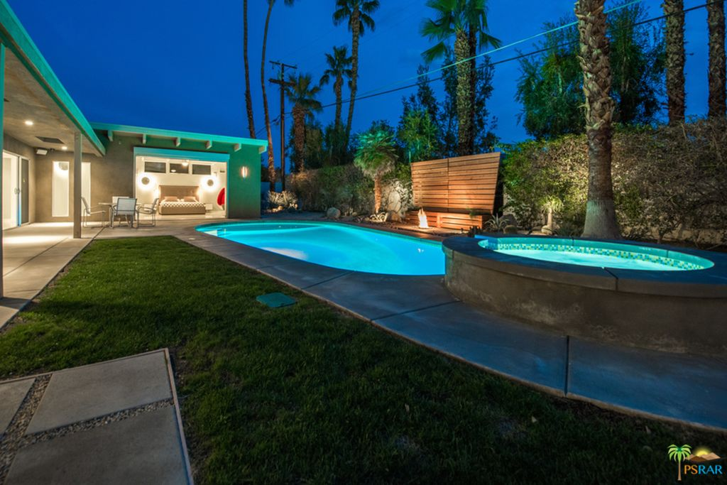 1115 E Deepwell Rd, Palm Springs, CA 92264 -  $1,095,000 home for sale, house images, photos and pics gallery