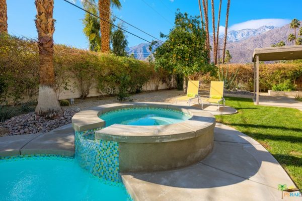 1115 E Deepwell Rd, Palm Springs, CA 92264 -  $1,095,000