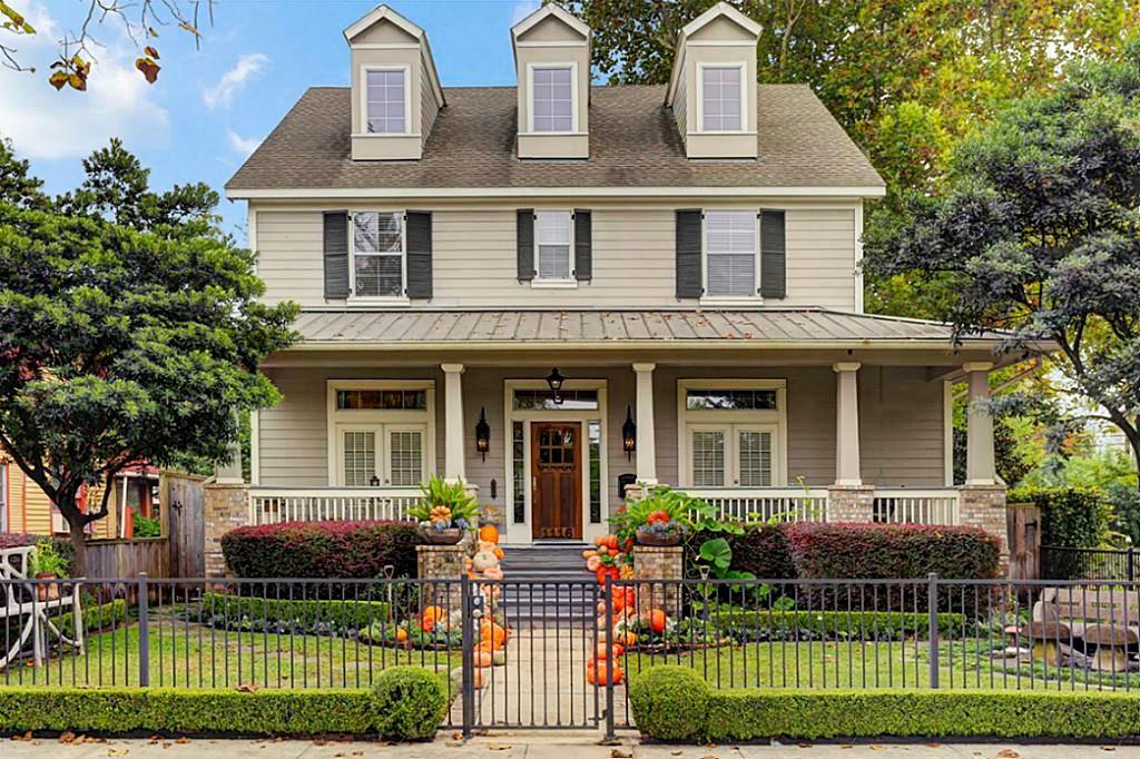 1116 Allston St, Houston, TX 77008 -  $1,095,000