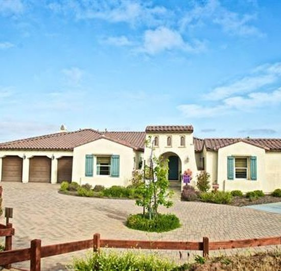 12054 Via Trevi, Lakeside, CA 92040 -  $1,025,000