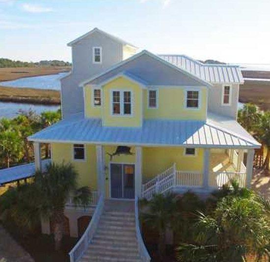 1622 Bayou Dr, Carrabelle, FL 32322 -  $1,100,000