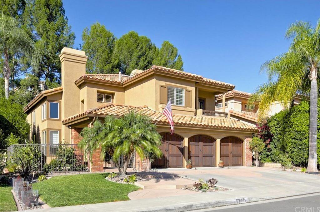 27441 Morro Dr, Mission Viejo, CA 92692 -  $1,025,000