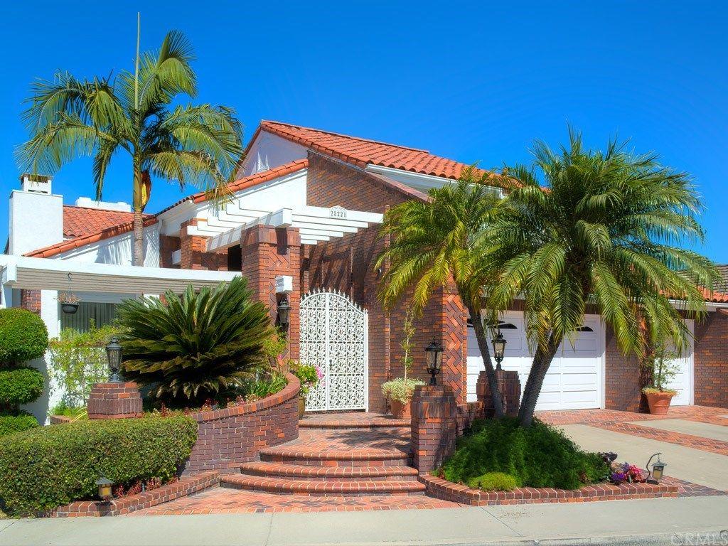 28221 San Marcos, Mission Viejo, CA 92692 -  $1,099,000