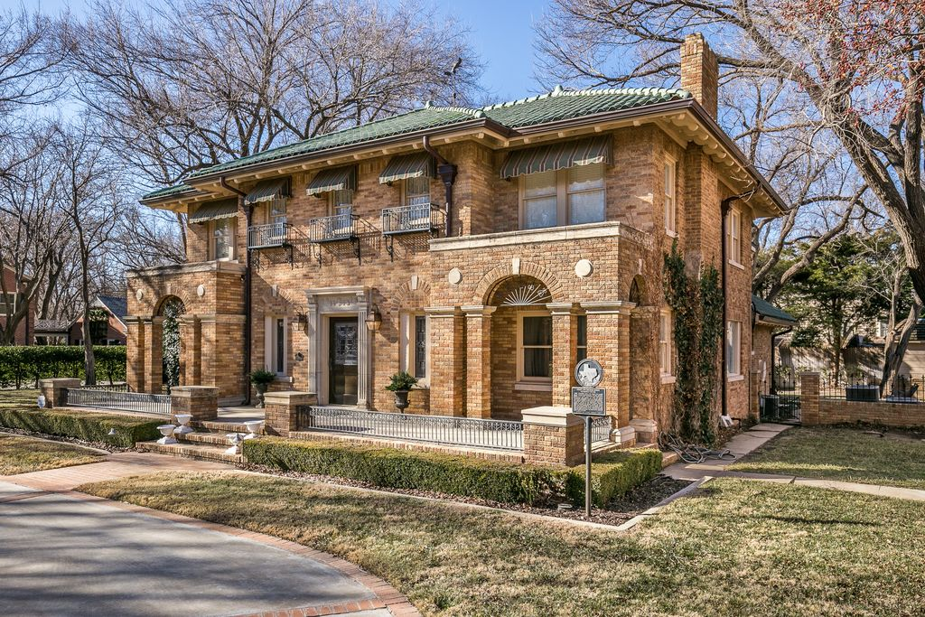 3002 S Ong St, Amarillo, TX 79109 -  $1,100,000 home for sale, house images, photos and pics gallery