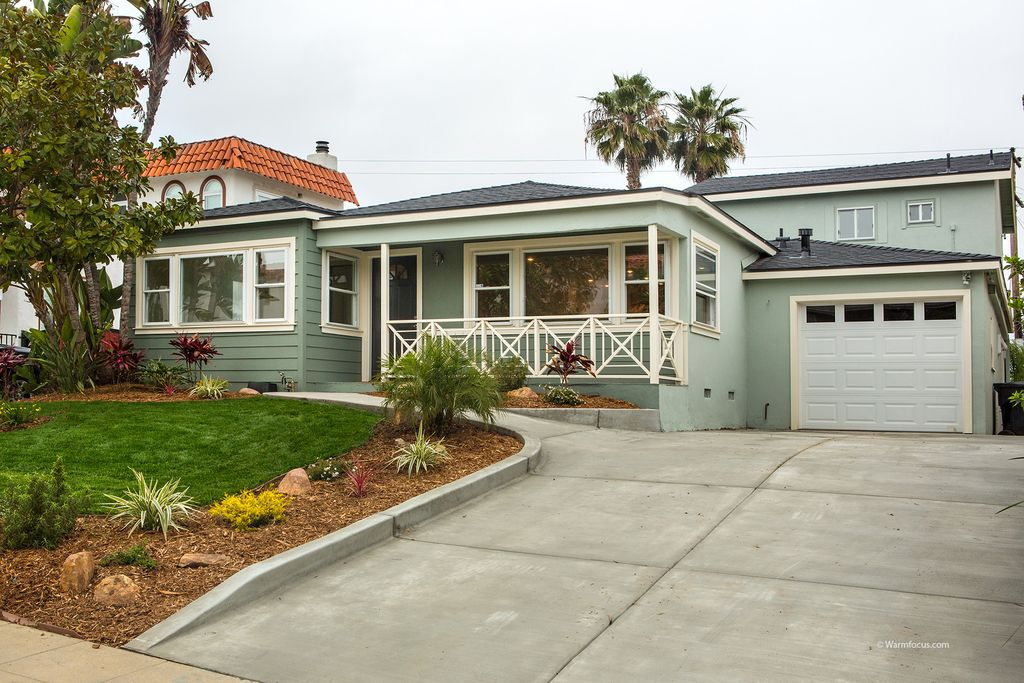 3322 Curtis St, San Diego, CA 92106 -  $1,150,000 home for sale, house images, photos and pics gallery