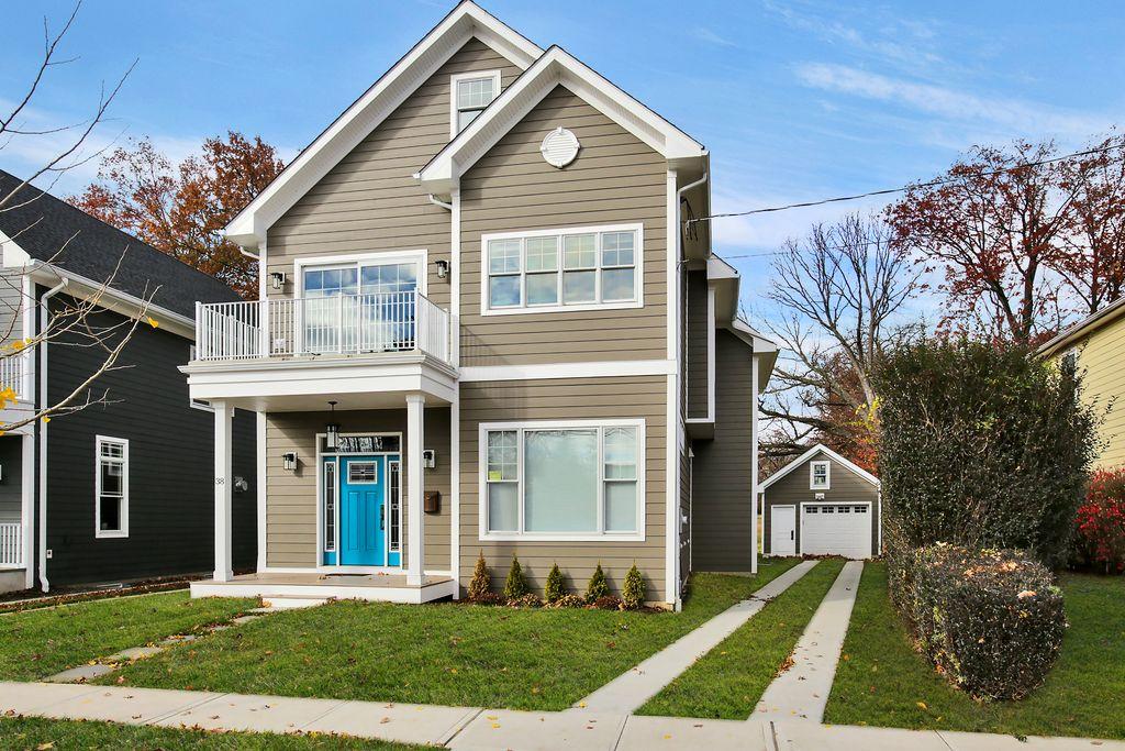 38 Central Ave, Madison, NJ 07940 -  $1,150,000